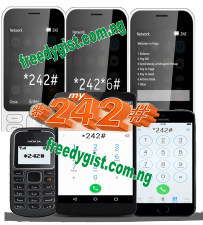 All Paga Dialing Short Codes and Functions - My Paga.com *242#