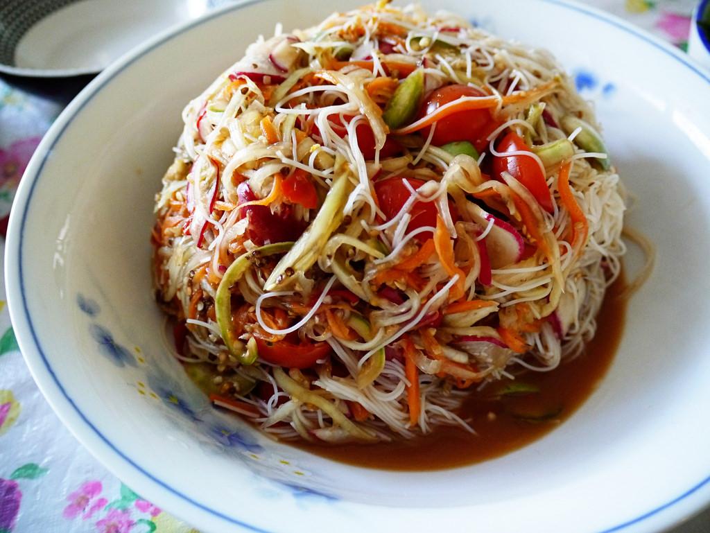 Enrich your sense of taste with Laos cuisine