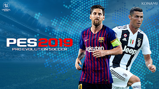 PES 2019 Android Offline 900 MB Best Graphics
