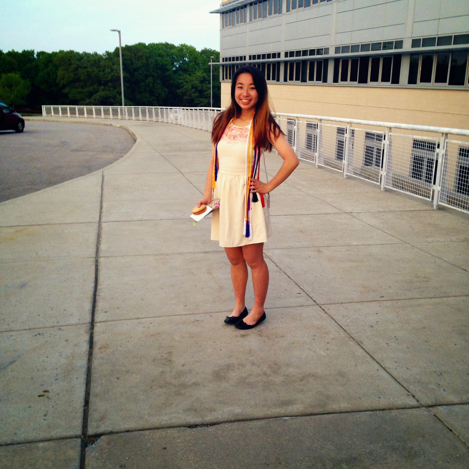 Honor Cords Senior Year