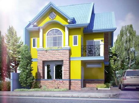 colores bonitos para fachadas de casas