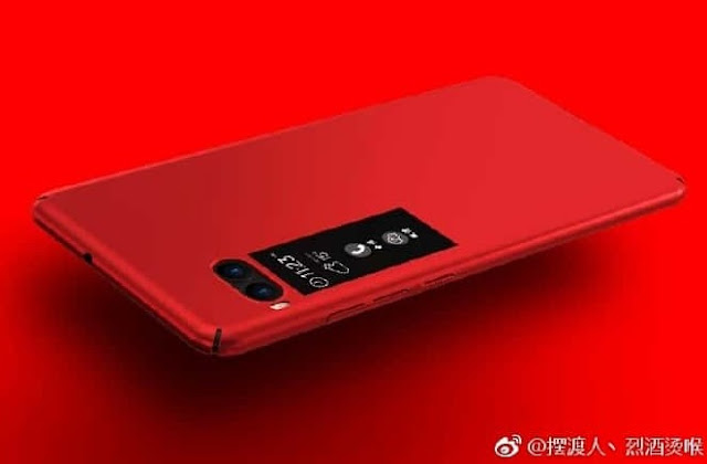 New Leak Shows Meizu PRO 7 Product Will Come in Multiple Colors