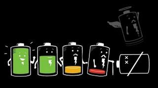 Baterai Boros? Ikuti 21 Cara Menghemat Baterai Smartphone Terbaru ini