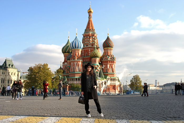 Moscow Mon Amour