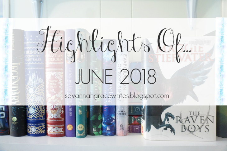 Highlights of June 2018