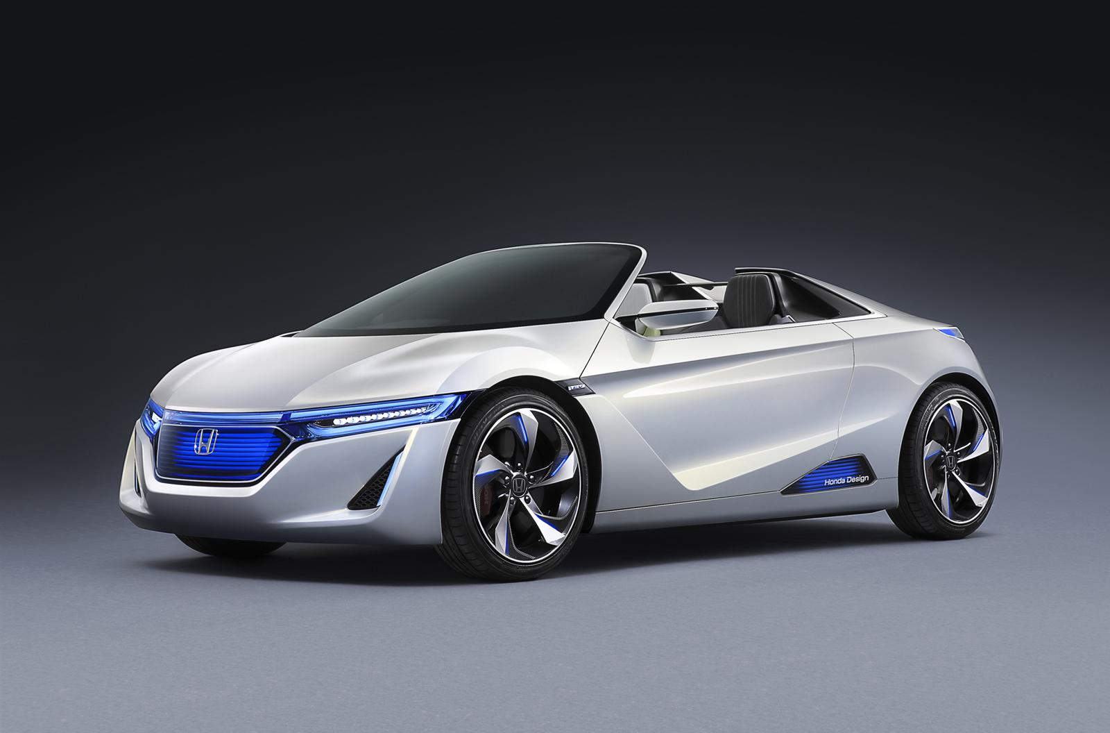 Honda Ev Ster Small Sports Concept Unveiled