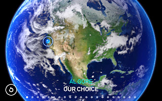 Al Gore presenta Our Choice