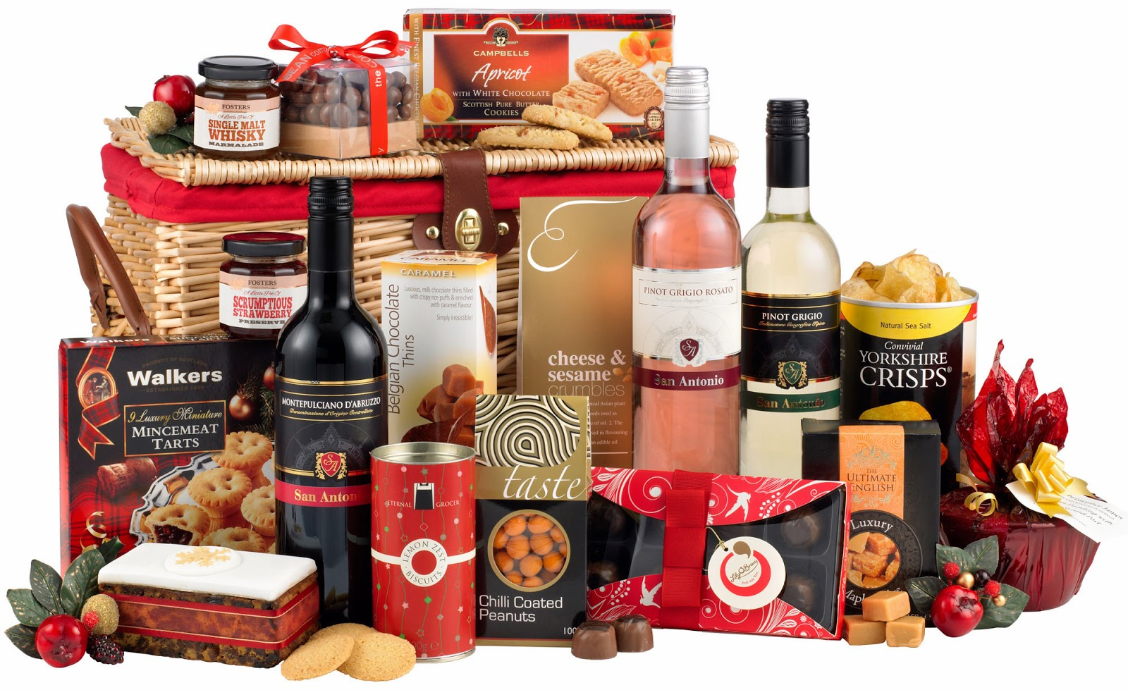 Christmas Hampers 2019.All Things Christmas 2019 Christmas Hampers Nigeria