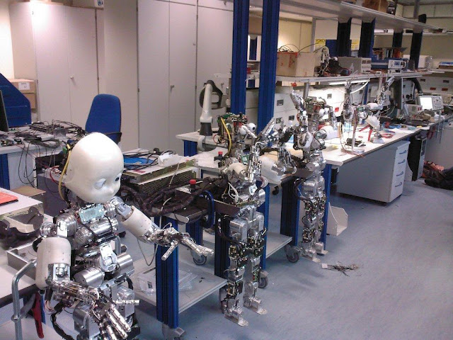 Robots are more like novels than children