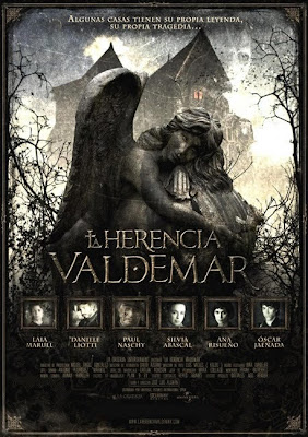 La Herencia Valdemar - DVDRip Legendado (RMVB)