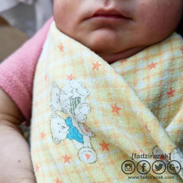 Perkembangan Baby Newborn Anas