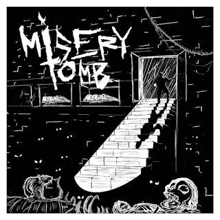 Enter the Tomb by Misery Tomb horror punk album review by Fuzzy Cracklins