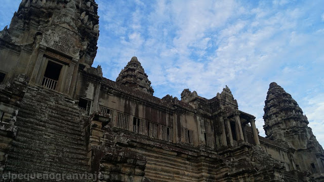 ruinas, angkor wat, camboya