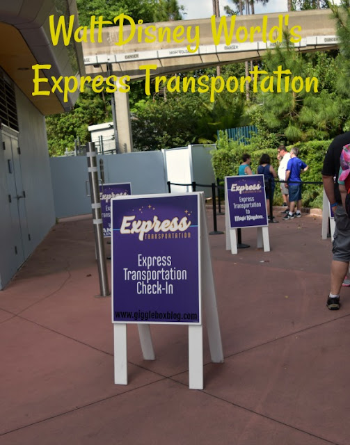 Walt Disney World's Express Transportation, WDW Express Transportation, Express Transportation, WDW vacation, Walt Disney World vacation, Walt Disney World,