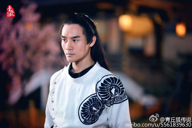 Qing Qiu Legend of Nine Tails Fox Wang Kai