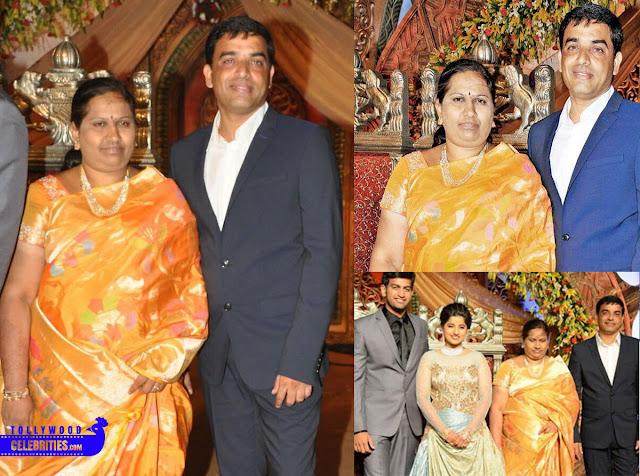 Dill Raju Family Photo