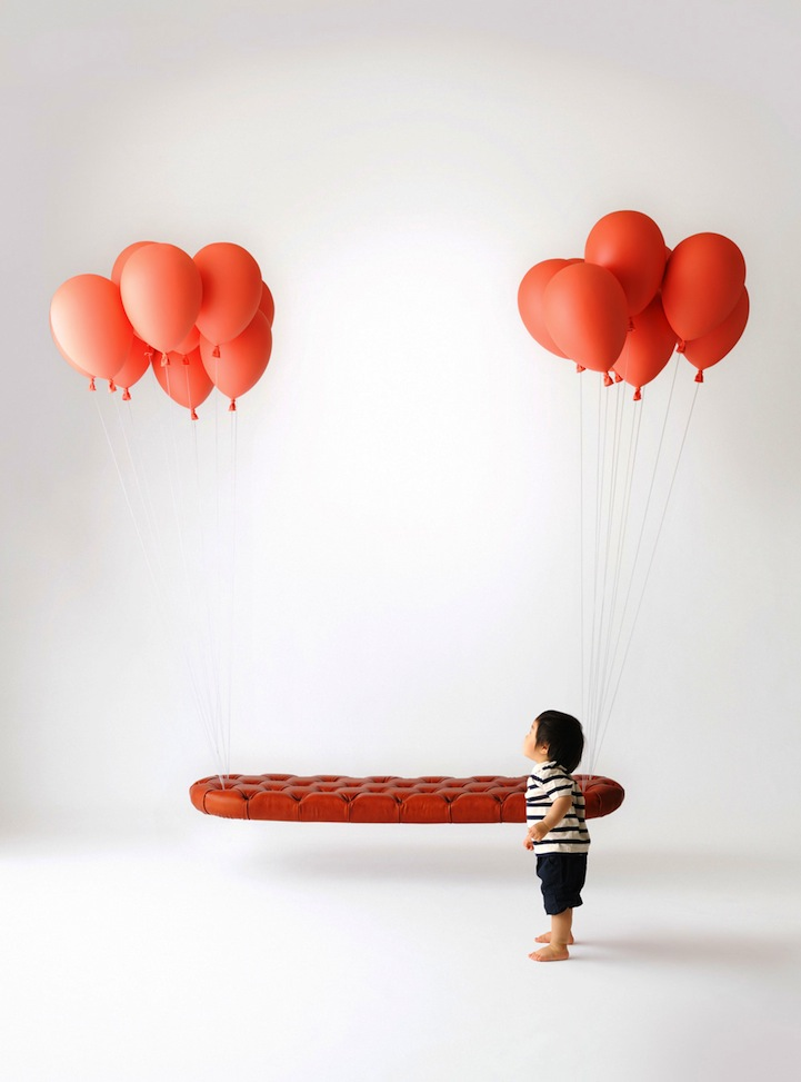 Jocundist Balloon Bench