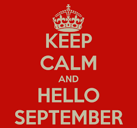 Happy New Month: Welcome to September greetings