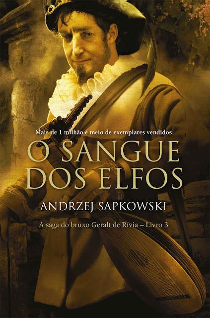 O Sangue dos Elfos Andrzej Sapkowski