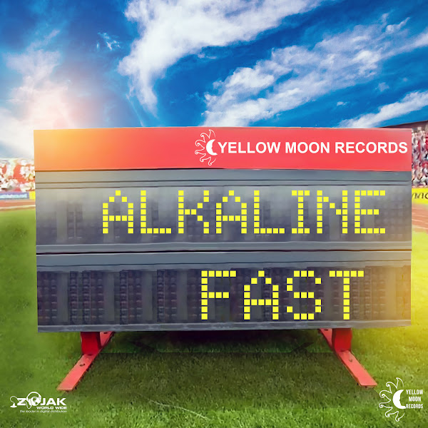 Alkaline - Fast - Single Cover