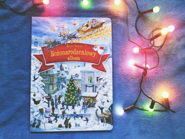 książka dla dzieci o zimie i świętach