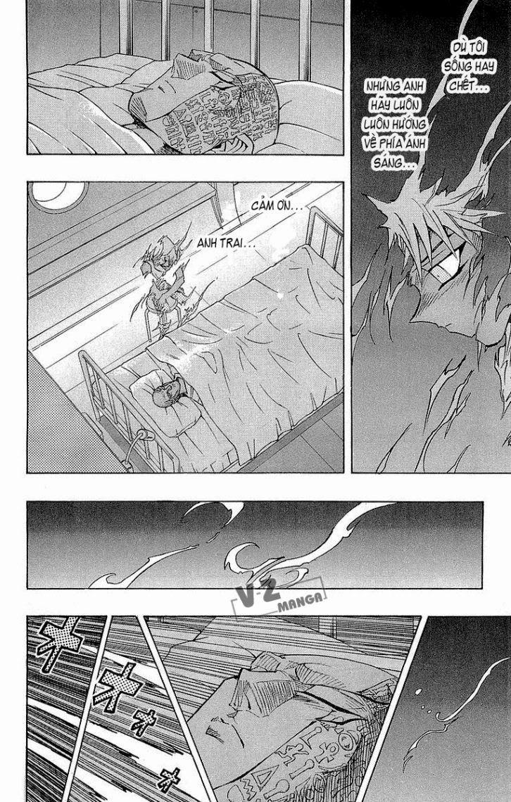 YUGI-OH! chap 271 - lá chắn bất tử trang 11