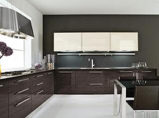 Diseño cocina moderna modular