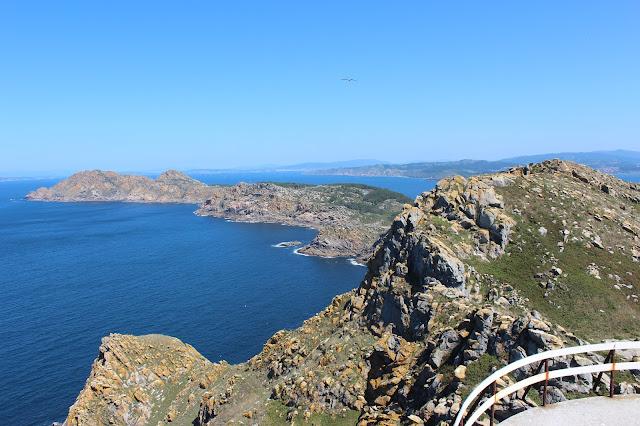 Las islas de Monteagudo y del Faro.
