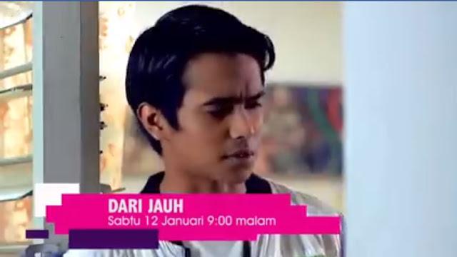 pelakon Cerekarama Dari Jauh TV 3