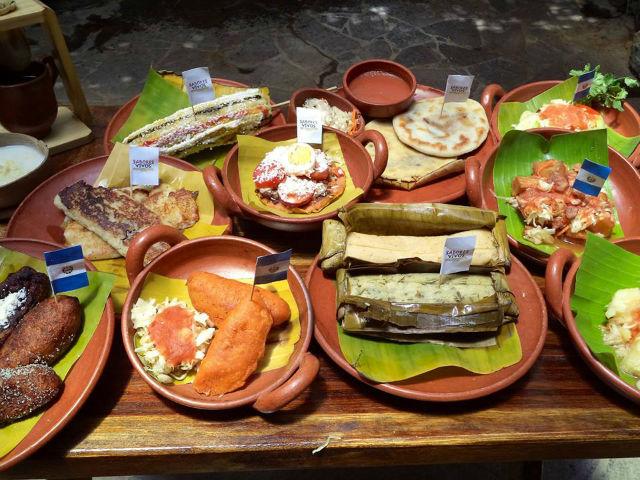 Tradiciones y Gastronomia de El Salvador en Navidad