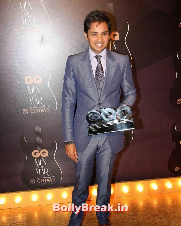 GQ Men Of The Year Awards, Red Carpet Pics of GQ Men Of The Year Awards 2014