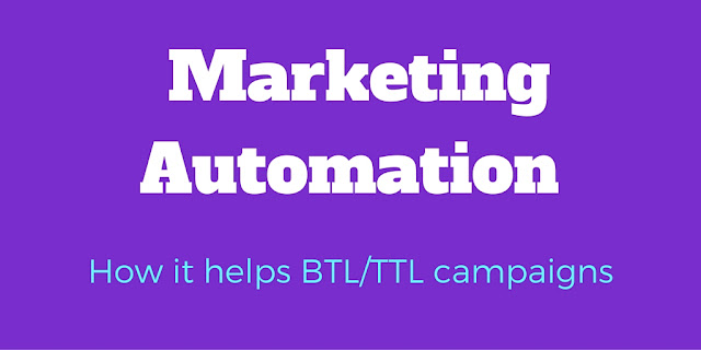 How Marketing Automation Helps Below-the-Line (BTL) and Through-the-Line (TTL) Marketing Campaigns