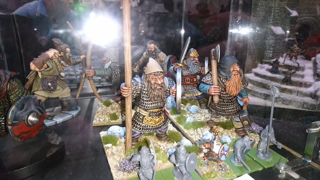 Plastic Fantasy Dwarves Osprey and Northstar Miniatures