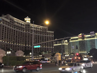 hôtel Bellagio à Las Vegas