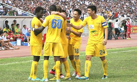 Có vẻ như FLC Thanh Hóa mắc dớp với câu lạc bộ Quảng Nam.