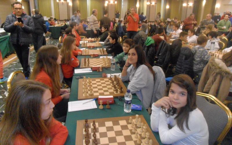Ελπιδοφόρα εμφάνιση για την Σκακιστική Εφηβική ομάδα του Εθνικού Αλεξανδρούπολης στο Πανελλήνιο Πρωτάθλημα