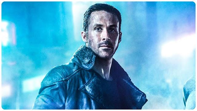 K (Ryan Gosling) dans Blade Runner 2049 réalisé par Denis Villeneuve (2017)