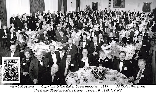 The 1999 BSI Dinner group photo