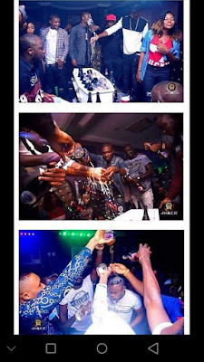 Young Boy Spends 7.4 Million Naira in Club