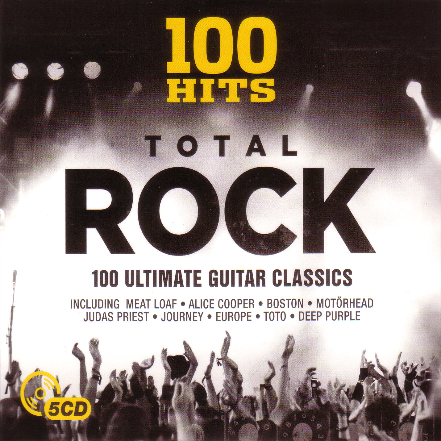 Download [Mp3]-[Album All Hit] 100 Hits Total Rock – 100 Ulitmate Guitar Classics 4shared By Pleng-mun.com