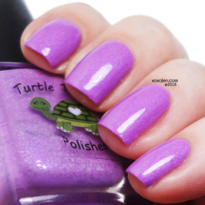 xoxoJen's swatch of Turtle Tootsie Bahoo Boray Dahoo Doray