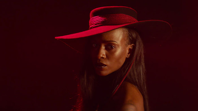 "Angel Haze Premieres ""Ressurection"" Video"