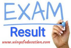 Gujarat High court Assistant Result (Exam-30/09/18) ~ wing
