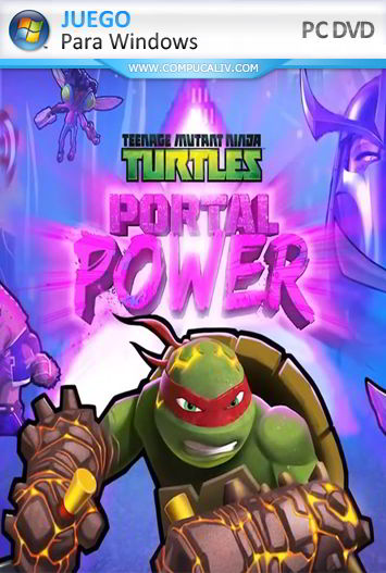 Teenage Mutant Ninja Turtles: Portal Power PC Full Español