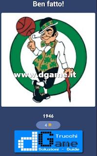 Soluzioni NBA Team Quiz livello 68