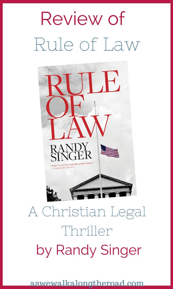 Review of Rule of Law: a Christian legal thriller