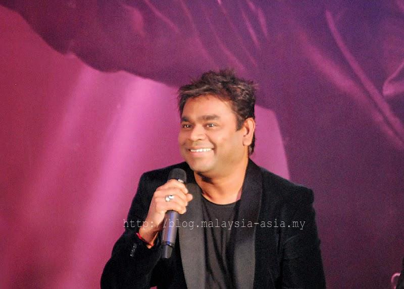 Malaysia AR Rahman Live