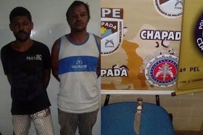 Dupla suspeita de esfaquear idoso em assalto é presa em Novo Horizonte