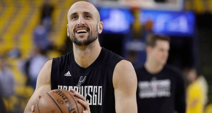Manu Ginóbili no sabe si jugará la próxima temporada en la NBA