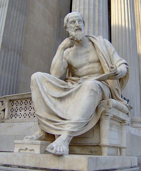 Seguindo os passos da História: Heródoto de Halicarnasso - O Pai da História
